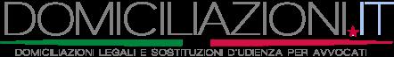 Domiciliazioni Legali  :: Domiciliazioni Legali e Sostituzioni d'Udienza per Avvocati
