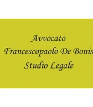 Salerno e Provincia - Studio Legale De Bonis